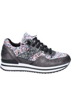 Chaussures 2 Star Gold GOLD sneakers noir textile multicolor glitter BX33(98483784)