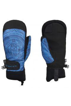 686 Crush Mitt Damen Ski-Handschuhe - Washed Indigo Mandala(100267697)
