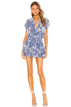 Мини платье eloisa - MISA Los Angeles(115069473)