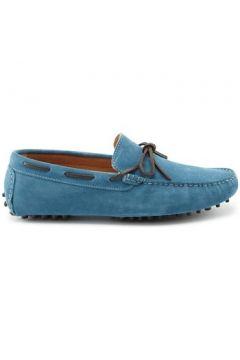 Chaussures Hugs Co. Lacé Mocassins en daim(115401827)