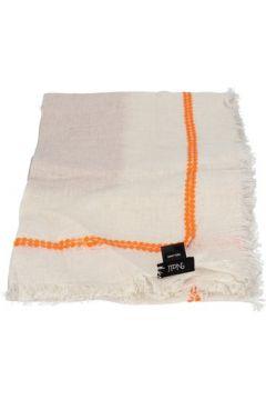 Paréos Nali\' pareo stola echarpe beige lin orange AF442(115545486)