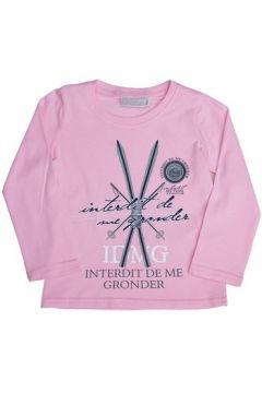 Sweat-shirt enfant Interdit De Me Gronder Ski(98533516)