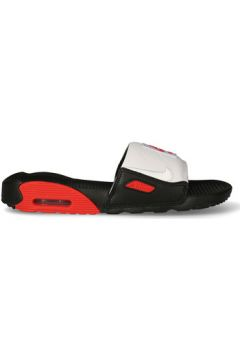 Claquettes Nike Air Max 90 Slide Noir Rouge Blanc(127957520)