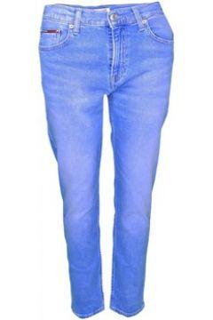 Jeans Tommy Jeans Jean bleu délavé slim pour femme(115518821)