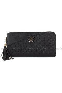 Black - Clutch Bags / Handbags - Silver Polo(110324468)