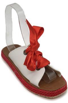 Pantoufles Mascha Rouge(127843731)