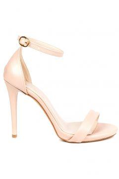 Jabotter Ten Mat Kadın Topuklu Ayakkabı(121101882)