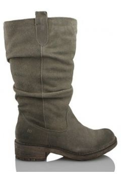 Boots MTNG Les femmes MUSTANG divisés(115449379)
