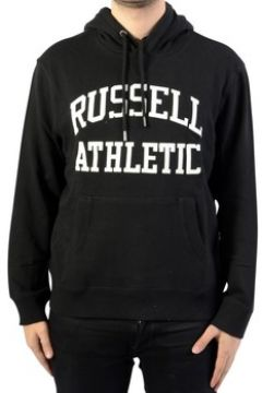Sweat-shirt Russell Athletic Sweat à Capuche Iconic Tackle Twill Hoody(98519708)