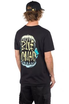 Blue Tomato Munch T-Shirt zwart(89736457)