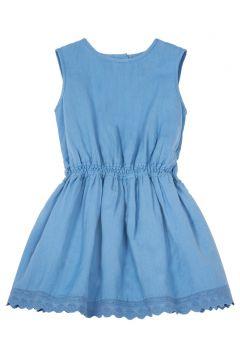 Kleid aus Baumwolle und Leinen(113867772)