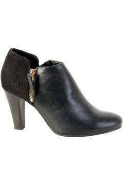 Boots Enza Nucci Bottine Talon Noir(115594526)