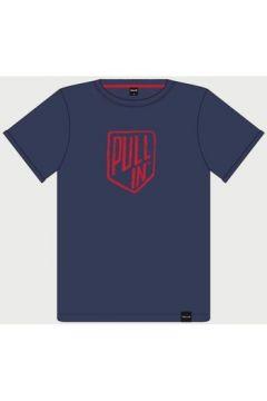 T-shirt Pullin PULL IN T-SHIRT HOMME UNIT BLEU(127910723)