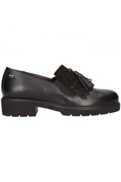 Chaussures Valleverde 49105 mocassin Femme Noir(128005876)