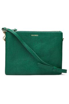 Kira Double Snake Bags Small Shoulder Bags - Crossbody Bags Grün WHYRED(109011123)