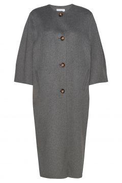 Thira Coat Wollmantel Mantel Grau STYLEIN(118537852)