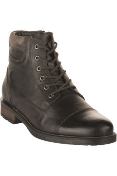Boots First Collective Bottines homme - - Noir - 40(101737013)