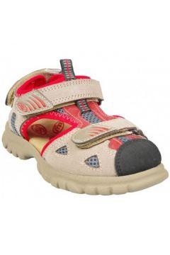 Baskets enfant Tty Sandales Ipipip Beige(127852458)