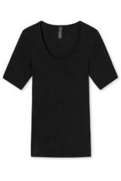 Shirt Halbarm Schiesser schwarz(111527699)