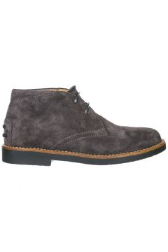 Boys suede leather child baby desert boots ankle boots(118071567)