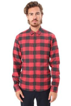 Chemise Kronstadt JOHAN ZIP CHECKED(115436335)