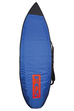 FCS Classic Funboard Surfboard Bag - Steel Blue White(100264522)