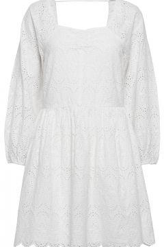 Omia Dress Kurzes Kleid Weiß NOTES DU NORD(114164260)