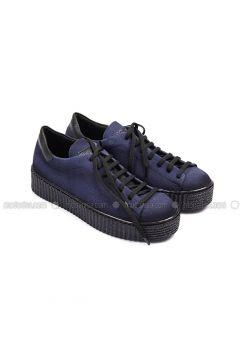 Navy Blue - Casual - Shoes - G.Ö.N(110343106)