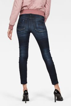 3301 High Skinny Ripped Edge Ankle Jeans(109241482)