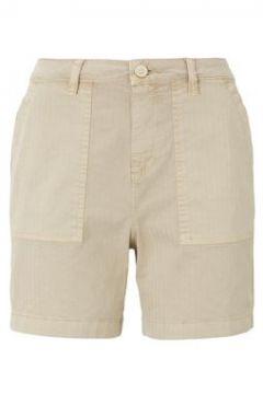 TOM TAILOR DENIM Damen Cargo Shorts , beige, Gr.XL(116973439)