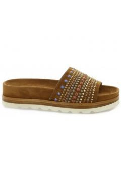 Sandales Essedonna Nu pieds cuir velours(98530162)