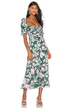 Платье миди wistful - keepsake(115067045)