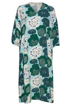 Uinua Pieni Pioni Dress Kleid Knielang Grün MARIMEKKO(114802641)