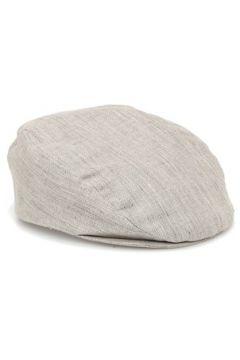 Grevi Erkek Gri Keten Şapka L EU(117771946)