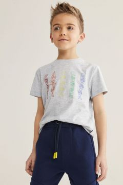 Rainbow Logo T-shirt(116485703)