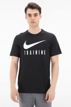 Nike M Nk Dry Tee Traın Erkek T-Shirt Siyah(127364366)