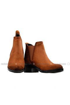 Brown - Boot - Boots - Renkli Butik(110333813)