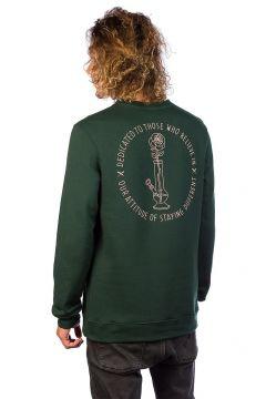 Iriedaily Rosebong Crew Sweater groen(85172952)