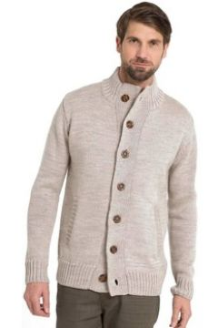 Gilet Woolovers Cardigan Everyday boutonné Homme(127984408)