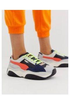 Puma STORM.Y - Sneaker in Graubunt - Grau(93447032)