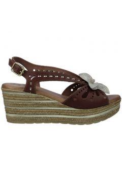 Sandales Calzados Vesga 3524 Sandalias con Cuña de Mujer(127930786)