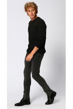 Only & Sons Slim Fit Antrasit Denim Pantolon(123315362)