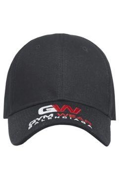 Balenciaga Erkek Gym Wear Siyah Logolu Şapka L(122725732)