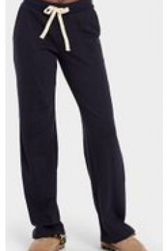 UGG Shannon Bas de Jogging pour Femmes en Navy Blue, taille Grande   Coton(112238405)