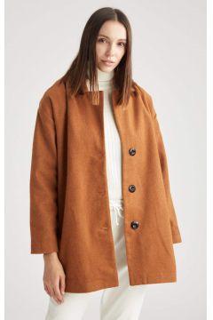 DeFacto Kadın Düğmeli Blazer Ceket(125924067)