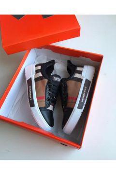 BURBERRY Kadın Beyaz Ayakkabı(124703156)