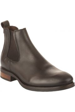 Boots First Collective Boots homme - - Marron fonce - 40(101696547)