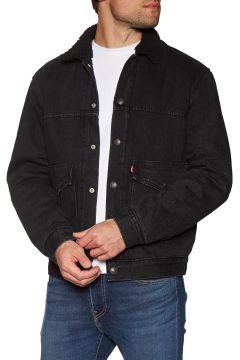 Levi\'s Patch Pkt Sherpa Trucker Jacke - Ricky(100267244)