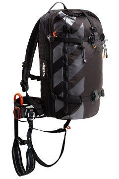ABS S.Cape Base Unit Zipon 10-14L Backpack storm black(100520639)
