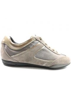 Chaussures Tod\'s sneakers beige daim bronze az570(115393339)